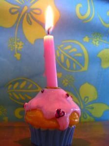 Image de gateau d'anniversaire volée via google image.