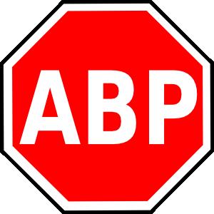 Incône AdBlock Plus