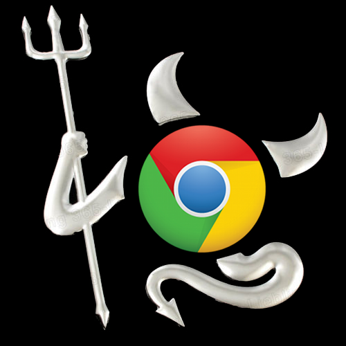 Google Chrome est une merde.