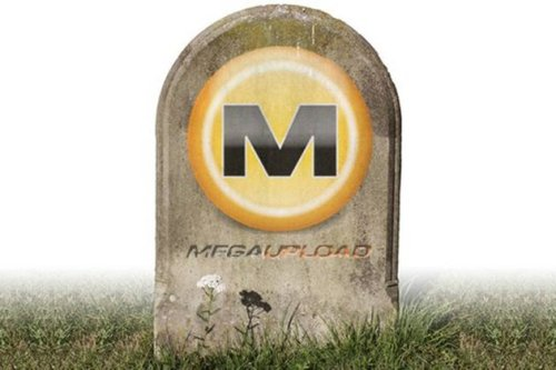 Tombe RIP MegaUpload
